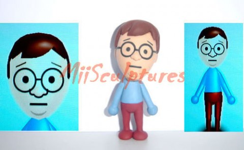 Mii Bill Gates