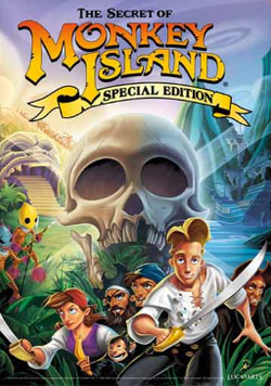 Monkey Island SE