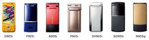 NTT Docomo Cell Phones