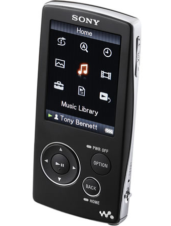 NWZ-A810 Walkman