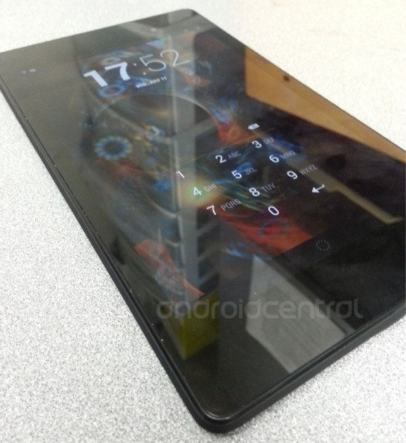 Next Gen Nexus 7 Tablet