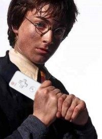 Harry Potter Wii-Mic