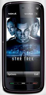 Nokia Star Trek Phone
