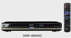 Panasonic DMR-BW930