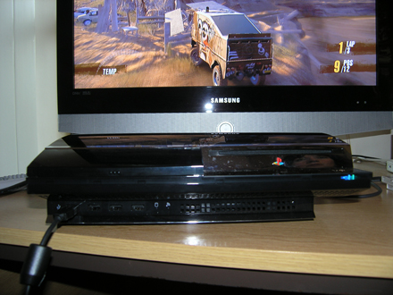 A Real Live PS3