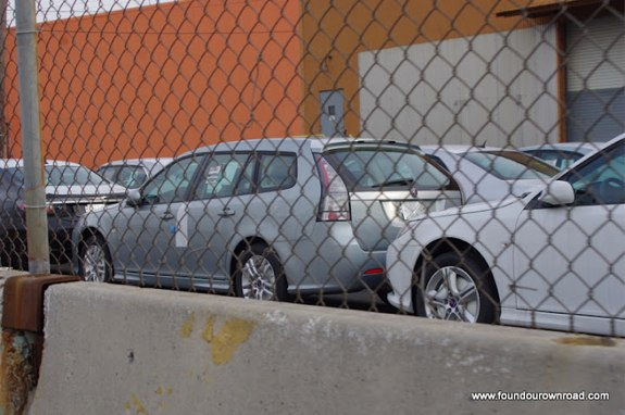 SAAB new Jersey Car Port