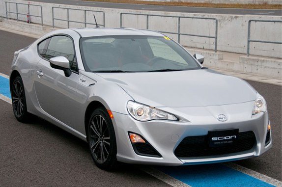 SCion FR-S Overpriced