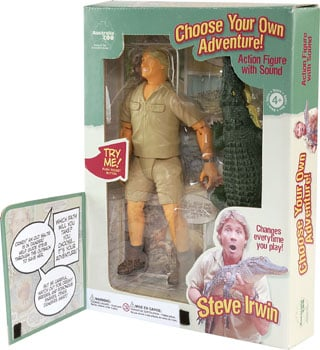 Irwin Action Figure