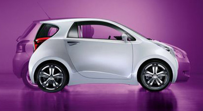Toyota iQ