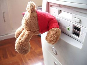USB Teddy