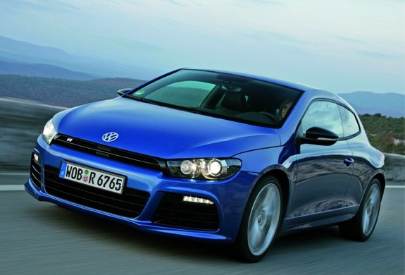 Volkswagen Scirocco