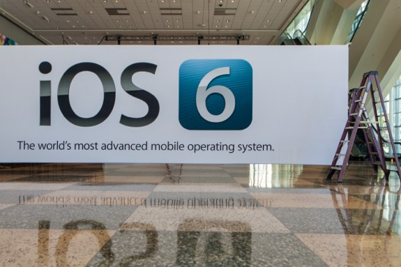 iOS 6.0.1 release