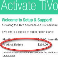 Activate TiVo