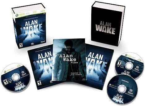 alan wake limited edition sale