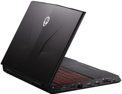 Alienware m11x laptop