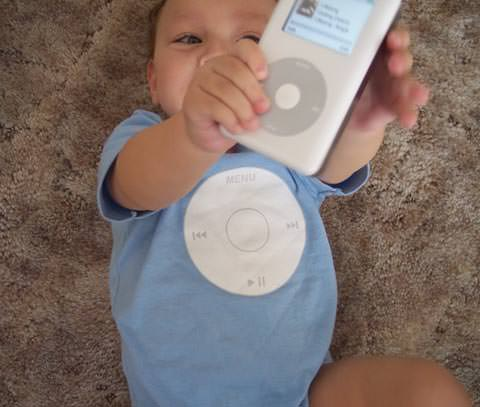 iPod My Baby
