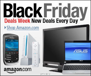 Amazon Black Friday 2009