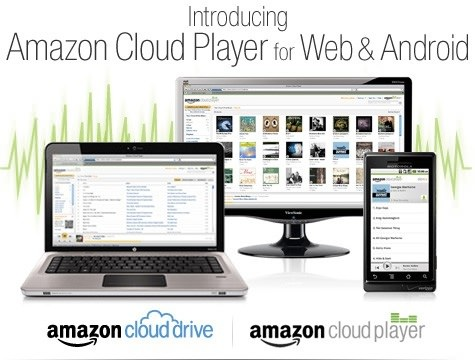 Amazon Cloud Player unlimited storage