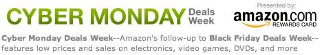 Amazon Cyber Monday