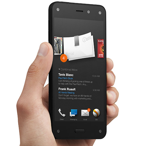 Fire Phone unlimited photo storage