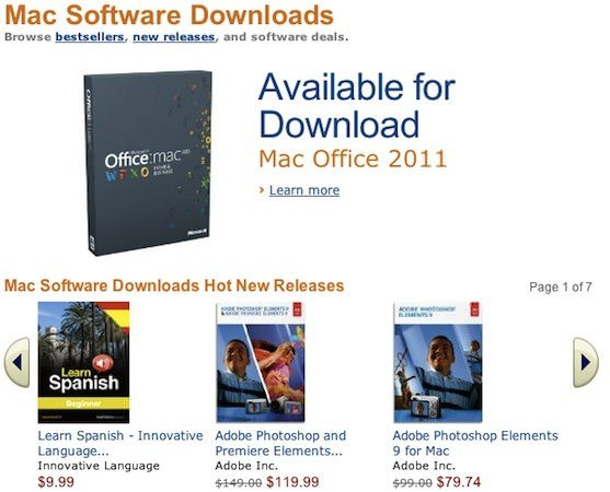 Amazon Mac Download Store