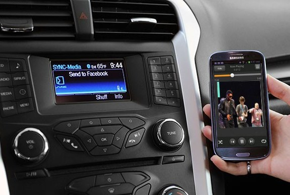 Amazon Cloud Player MP3 Ford Sync