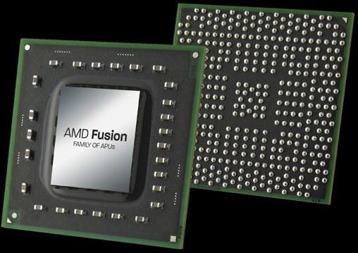 AMD Llano APU
