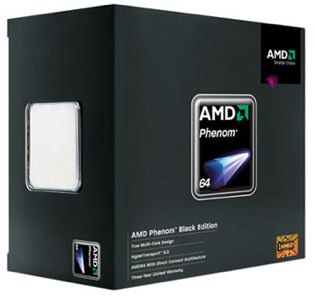 AMD X4 9950 Black Edition