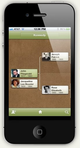 Ancestry app 1 million