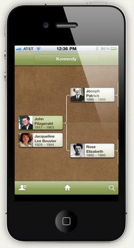 Ancestry app 1 million