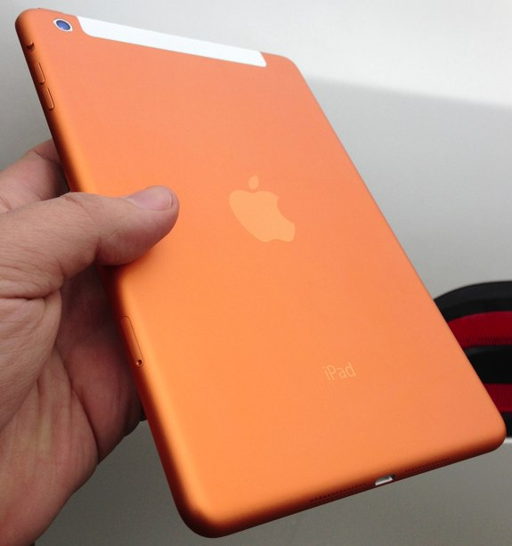 AnoStyle review iPad mini orange
