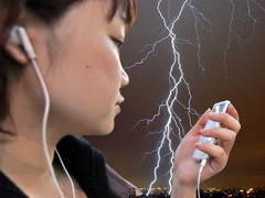 iPod and Lightning
