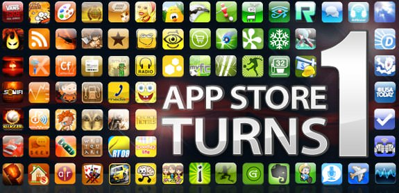 App Store Turns One