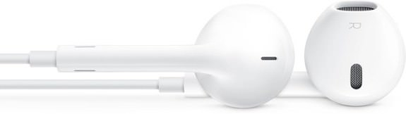 Apple EarPods headphones