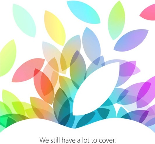 Apple Oct 22 event