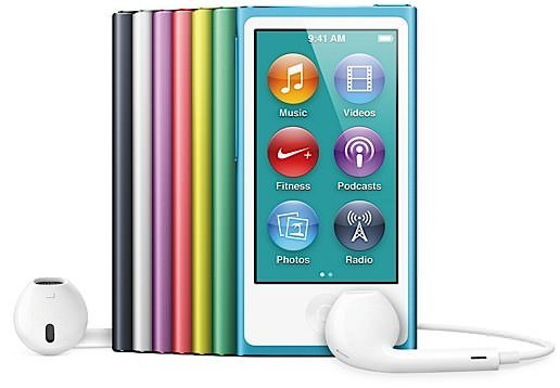 iPod nano seventh generation