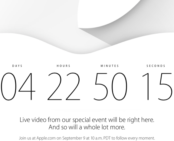 Apple iPhone 6 live stream