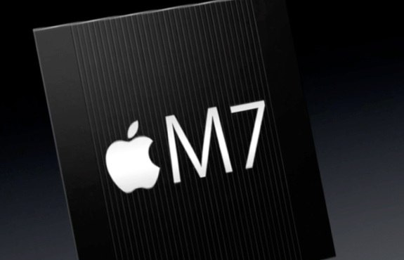 Apple M7 coprocessor