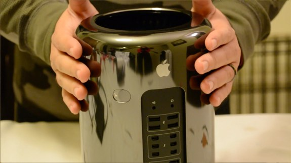 Mac Pro 2013 review