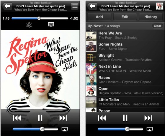 iTunes 25 billion regina spektor