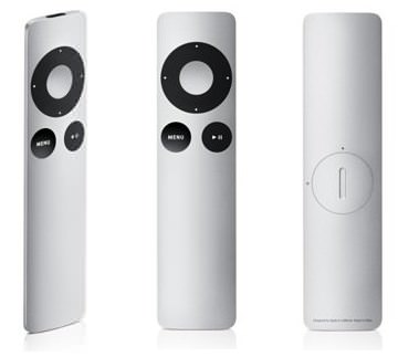 Apple Remote redesign