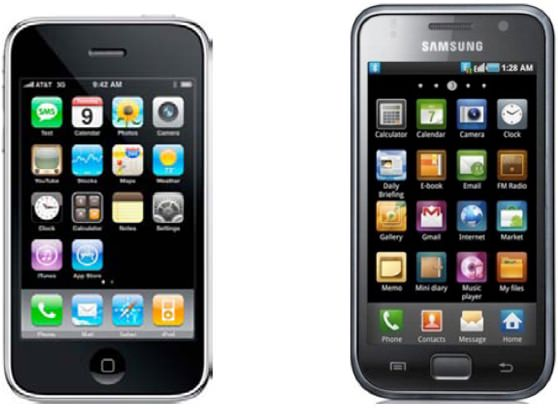iPhone samsung lawsuit