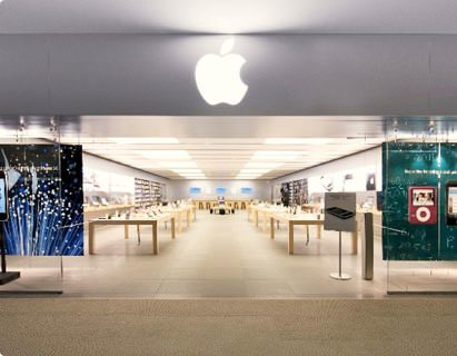 Apple Store Galleria