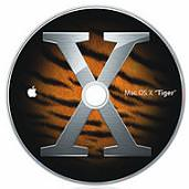 Apple Tiger Disc