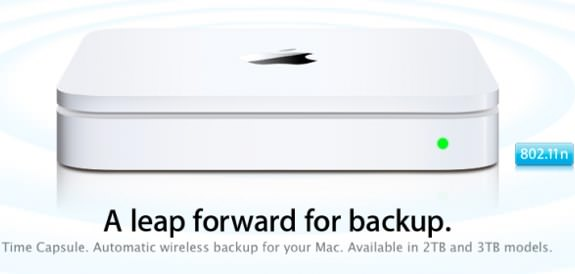 Apple 3TB Time Capsule