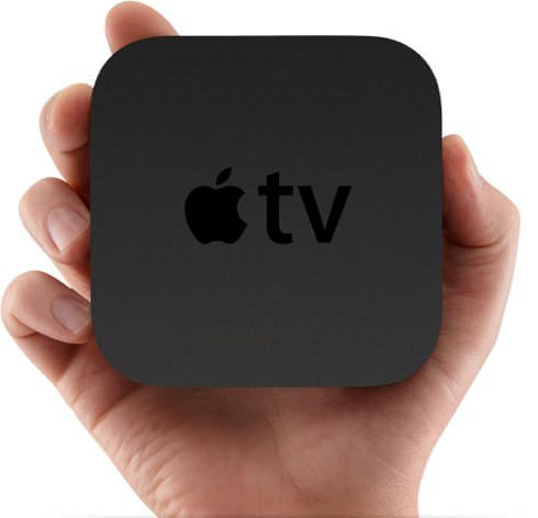 Apple TV second generation