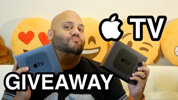 Apple TV giveaway