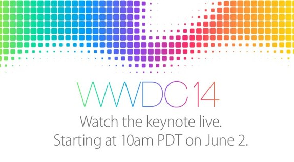 Apple WWDC 2014 video