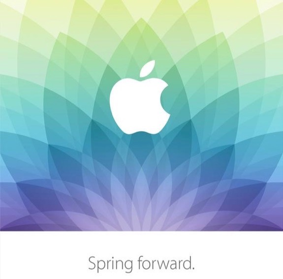 Apple Spring Forward Watch