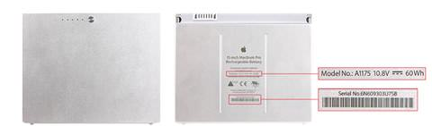 Apple Battery Recall